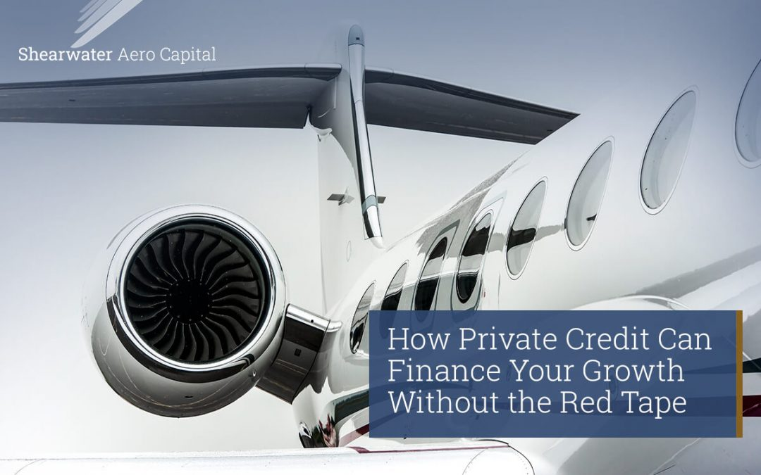 How Private Credit Can Finance Your Growth Without the Red Tape