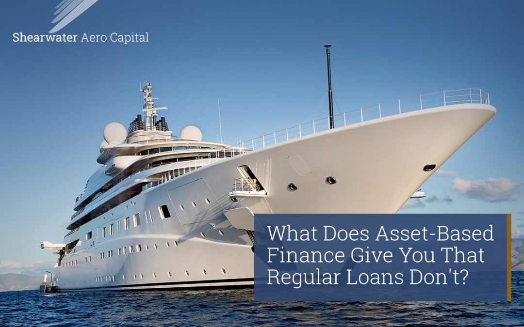 What Does Asset-Based Finance Give You That Regular Loans Don't?